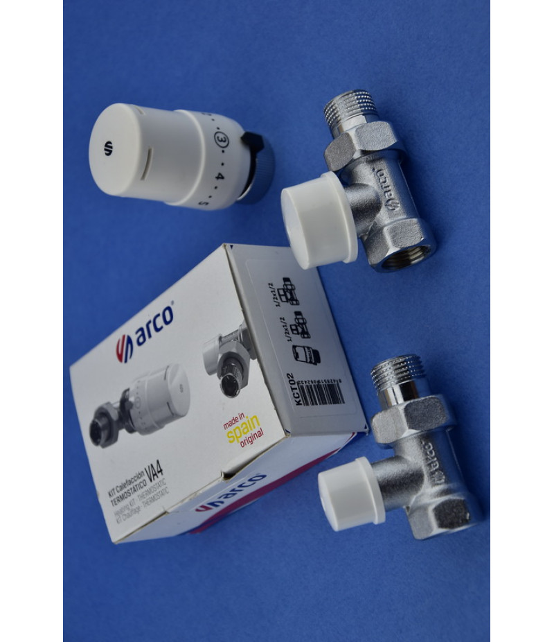 Arco KCT02 Термокомплект прямой 1/2х1/2