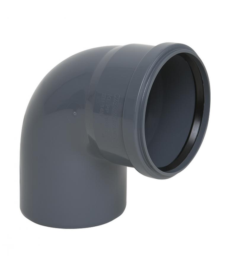 Колено кан. внутреннее диам.110 мм