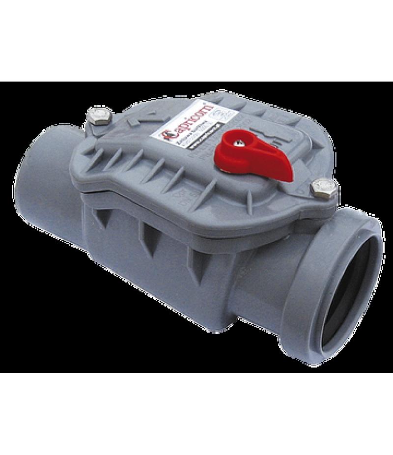 Клапан обратный внутренняя кан. диам.50 мм