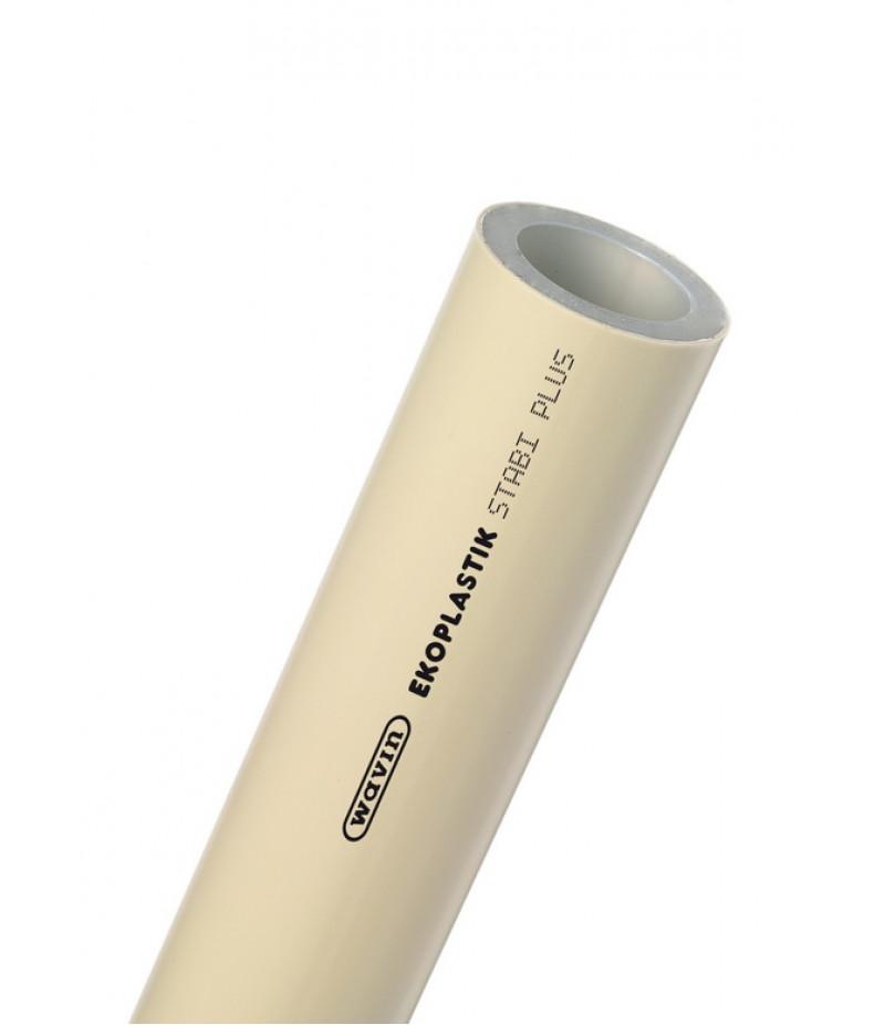 Труба водопроводная PP-RCT STABI PLUS (PN 28)