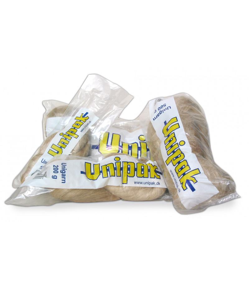 Unigarn лен сантехнический, коса 100 гр.